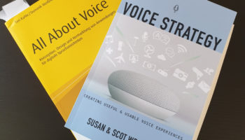 Lehrbücher über Voice